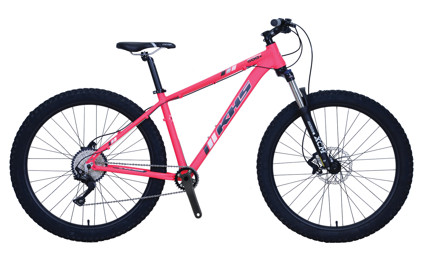 2018 SixFifty 500 Plus Ladies-Matte Neon Pink-X3