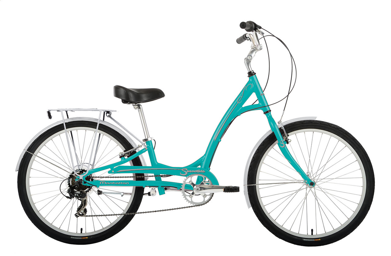 2018 Smoothie Deluxe Ladies-Teal-X2