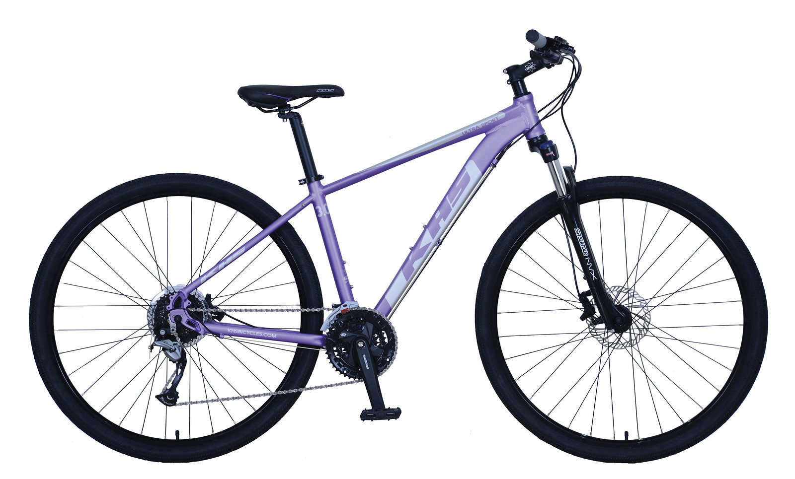 2018 UltraSport 3.0 Ladies-Matte Purple-X3