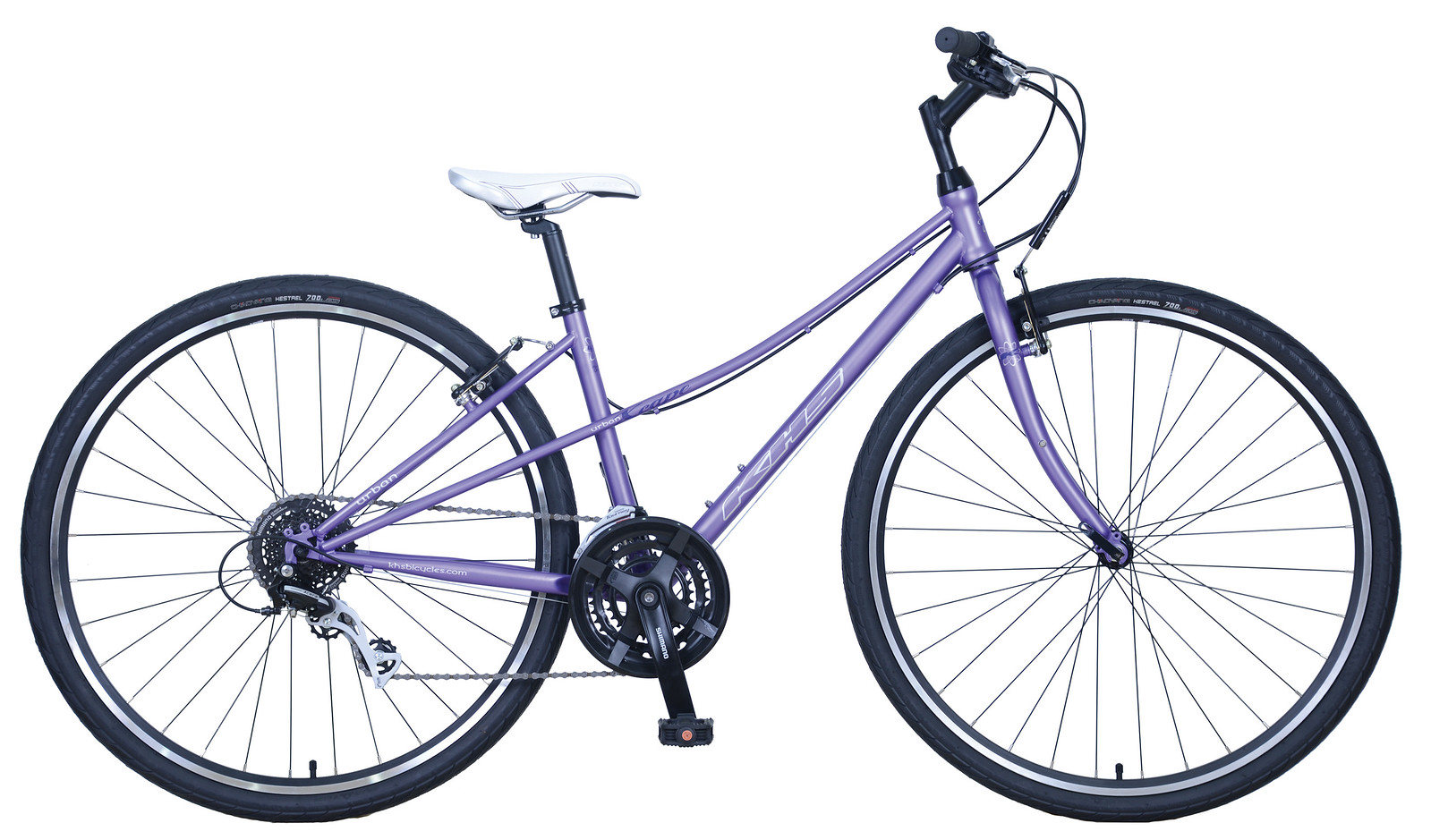 2018 Urban Xcape Ladies-Matte Purple-X3