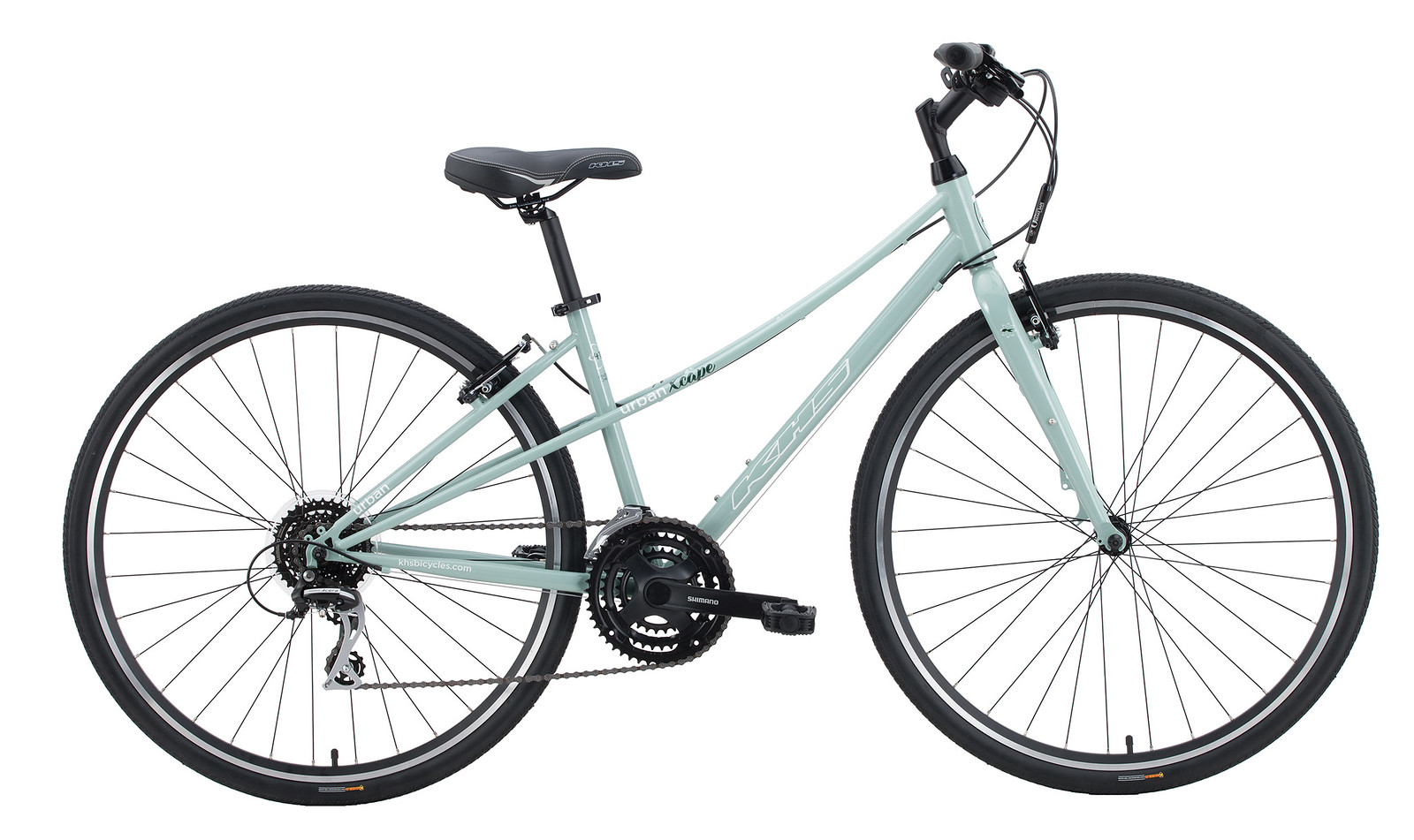 2018 Urban Xcape Ladies-Stone Green-X3