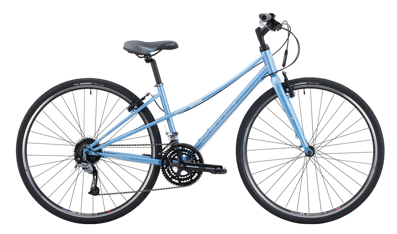2018 Urban Xpress Ladies-Baby Blue-X3