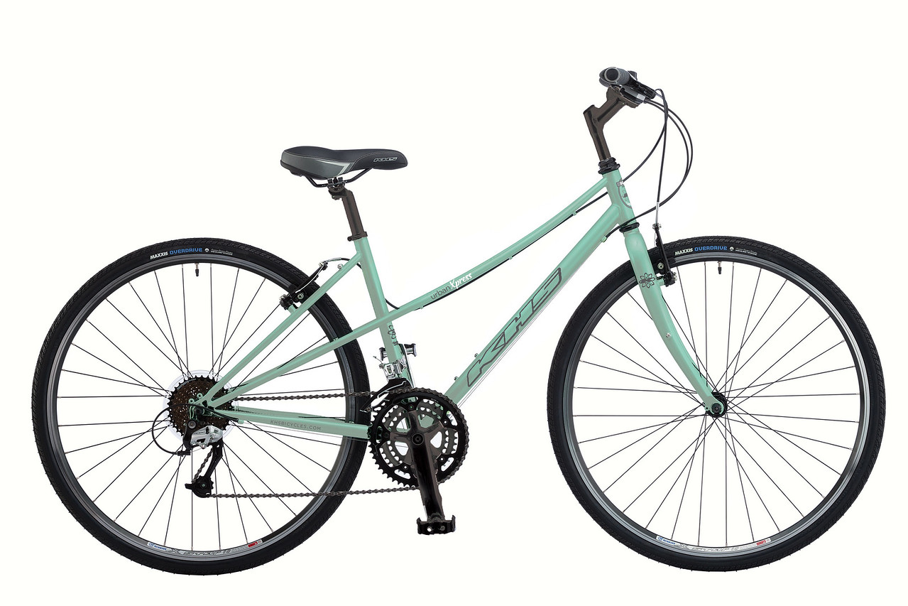 2018 Urban Xpress Ladies-Mint-X2